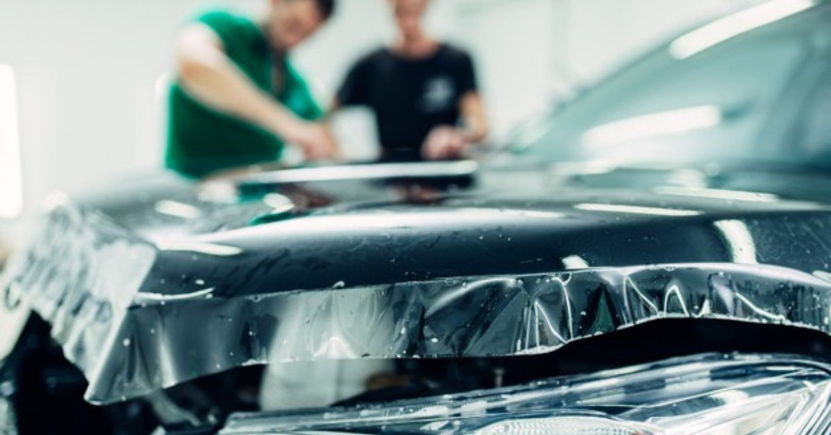 What Is Paint Protection Film (PPF)